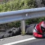 accidente motocicleta biondas peligrosas