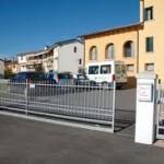 Limitar el acceso a calle particular de la Comunidad de propietarios